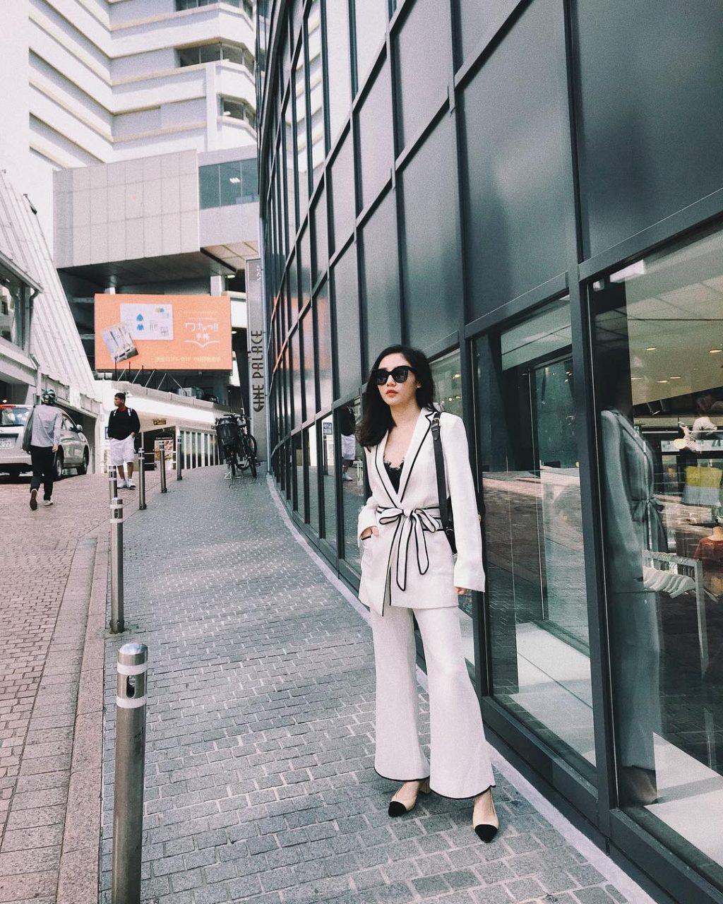 Thời trang sao Việt 8