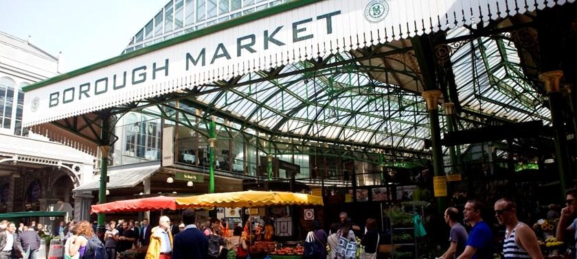 Hình khu chợ 18