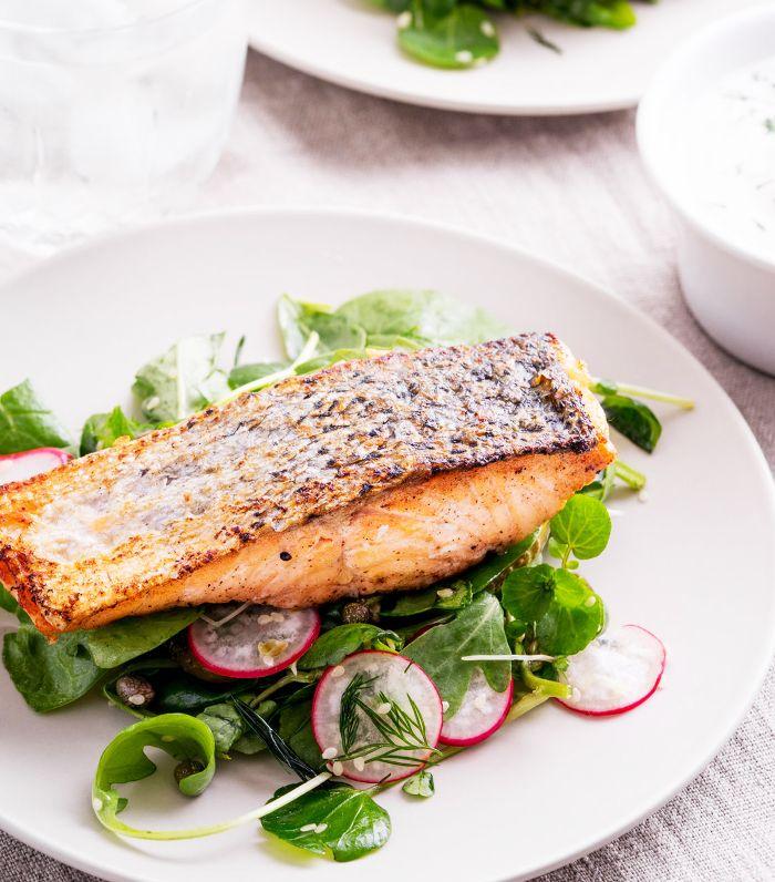 tăng cường trí nhớ cá hồi và cá mòi