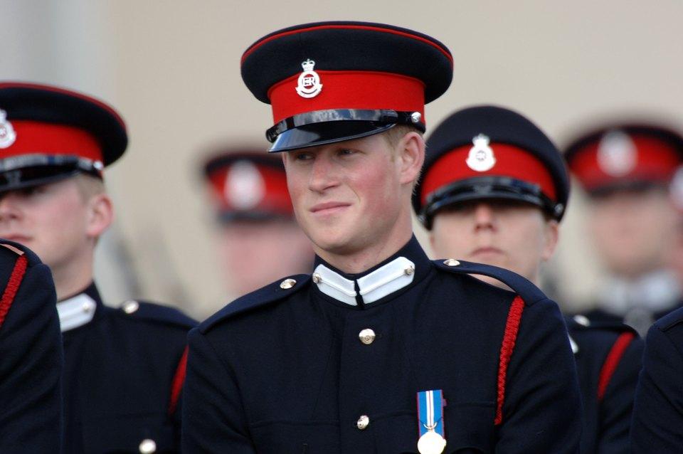 Hoàng tử Harry 25