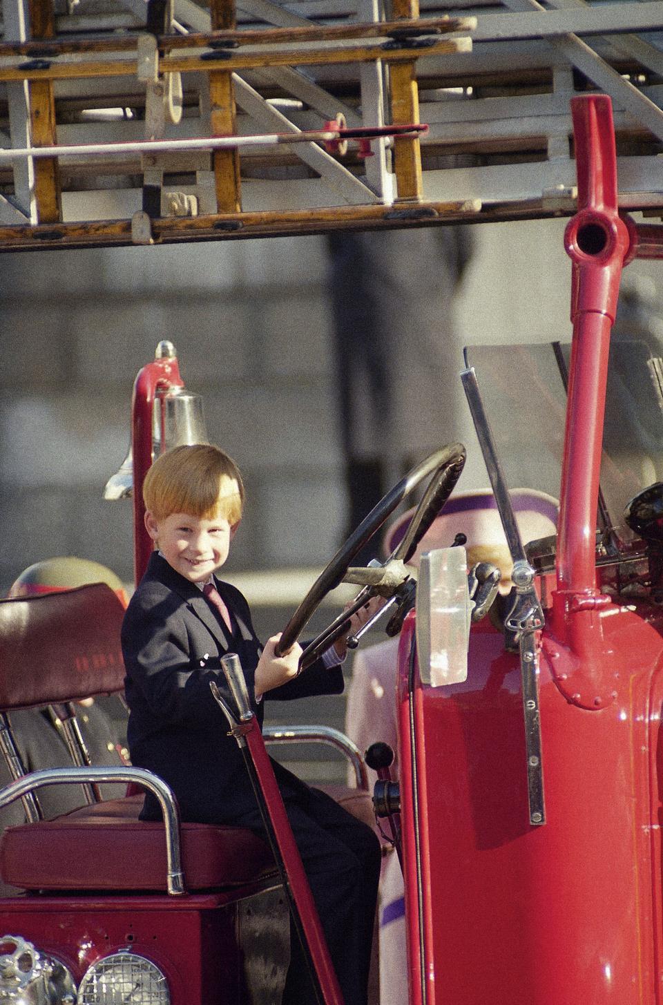 Hoàng tử Harry 7