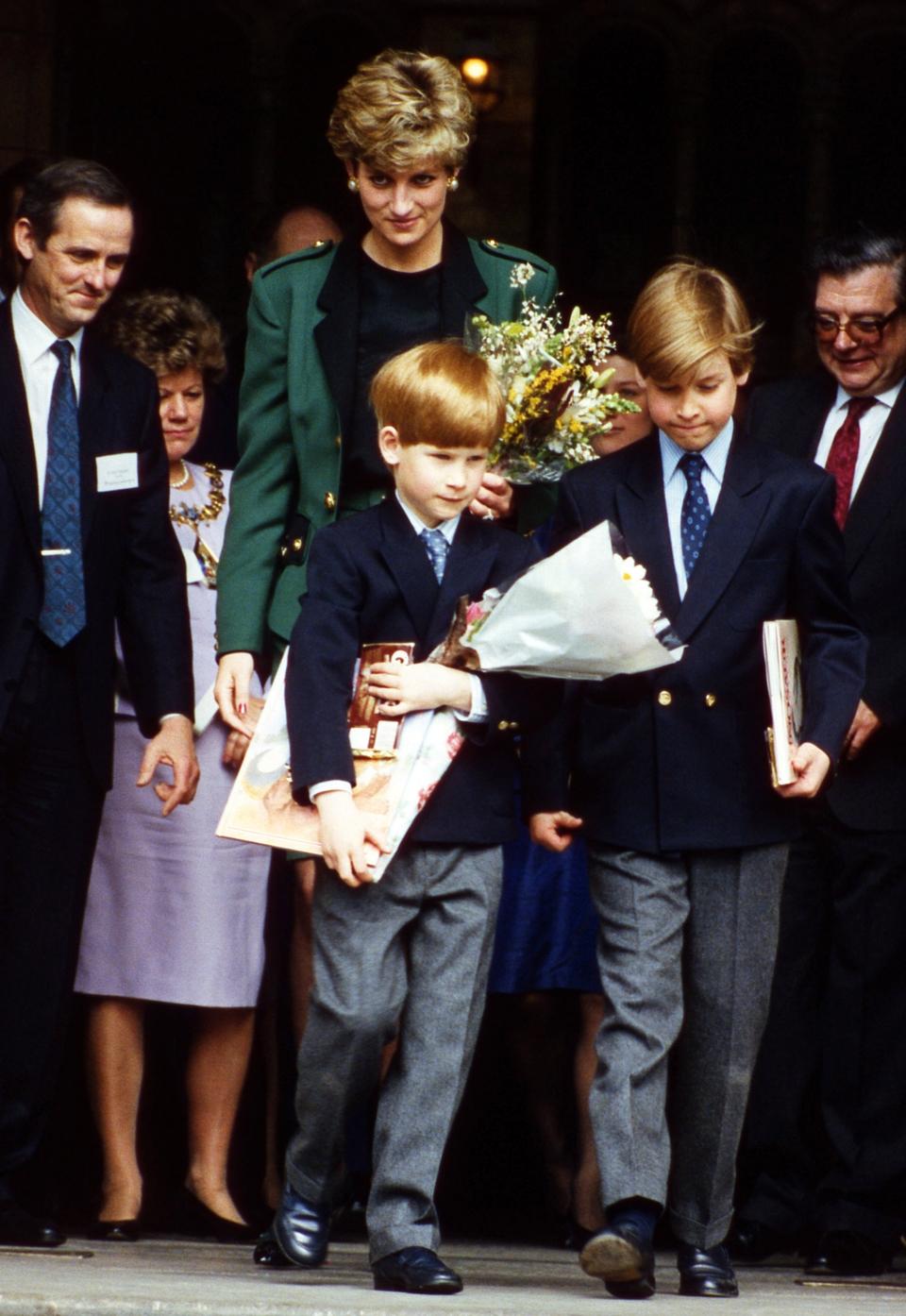 Hoàng tử Harry 8