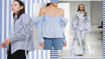 7 cách mặc họa tiết kẻ tôn vóc dáng gợi cảm của phái đẹp