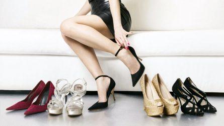5 điều phái đẹp nên tránh khi mang giày cao gót