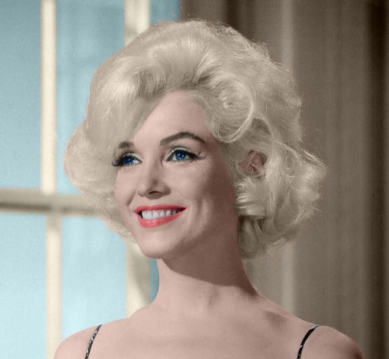 marilyn monroe 60s
