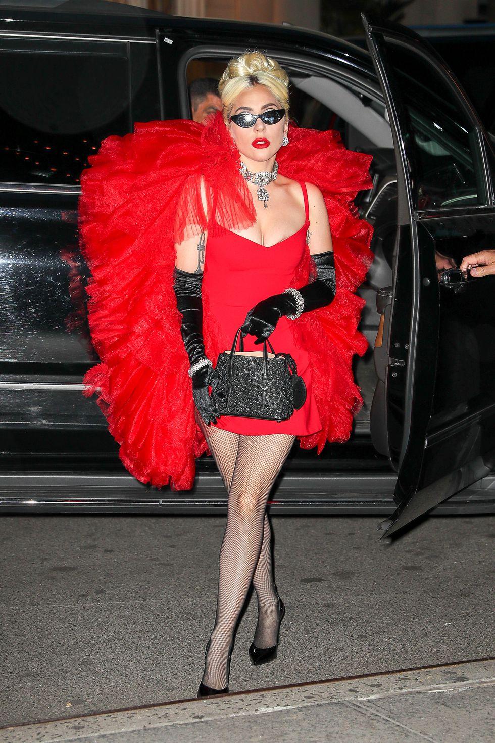 Ca sĩ Lady Gaga 2