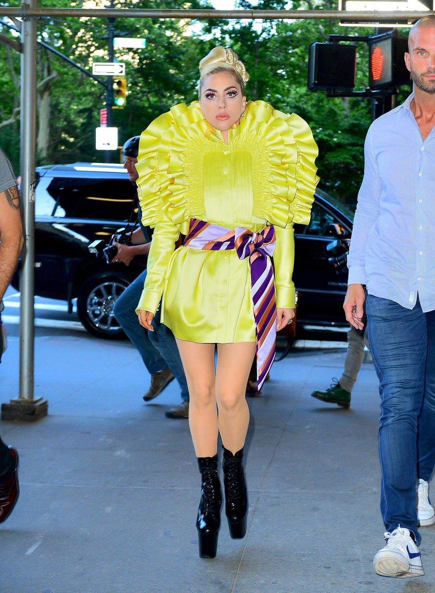 Ca sĩ Lady Gaga 10