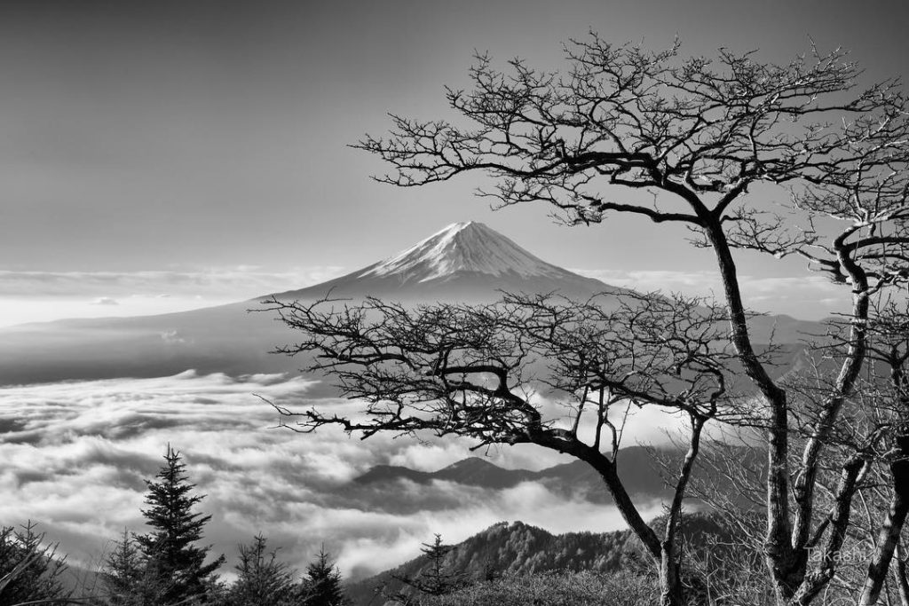 Núi Phú Sĩ 1