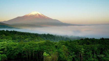Những bức ảnh núi Phú Sĩ đẹp ngoạn mục của nhiếp ảnh gia Takashi Nakazawa