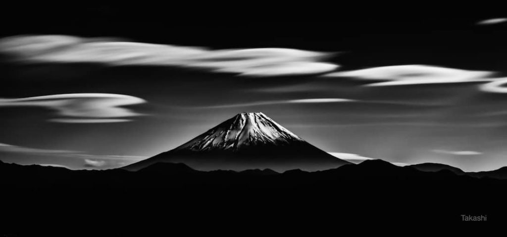 Núi Phú Sĩ 3