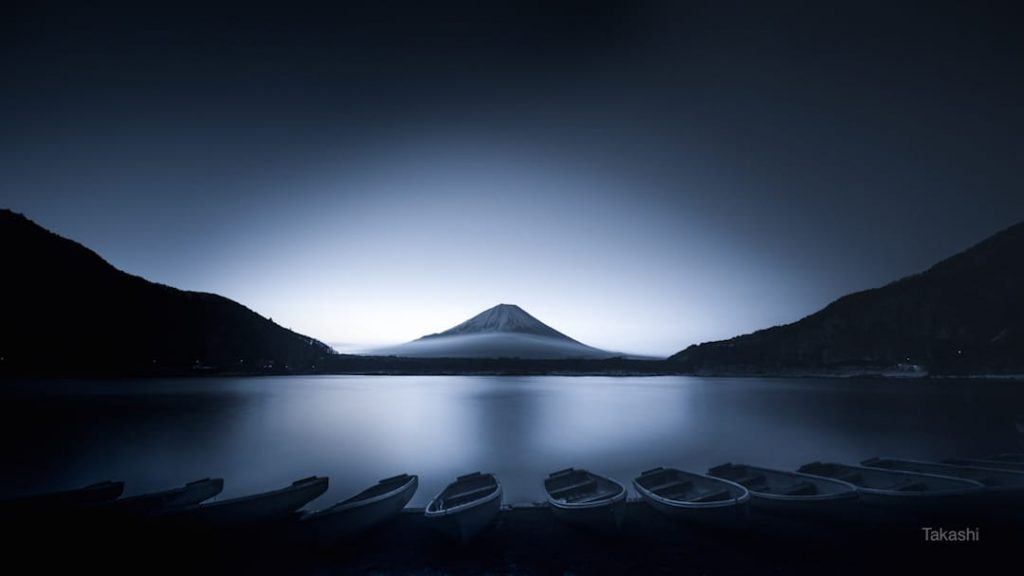 Núi Phú Sĩ 9