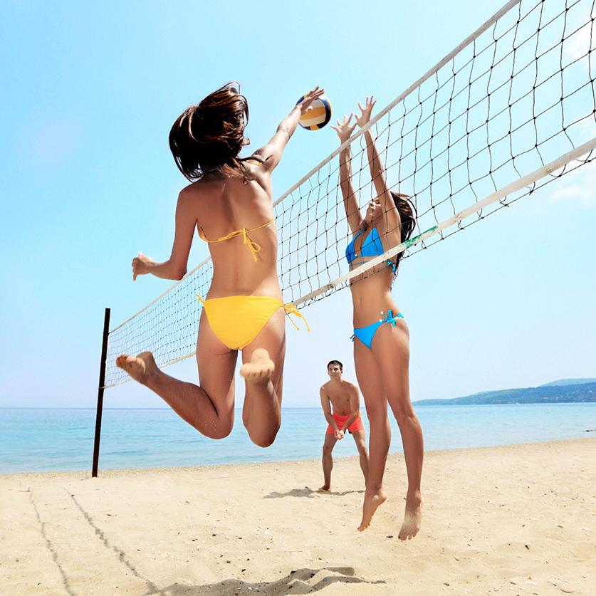 hoạt động bãi biển 1