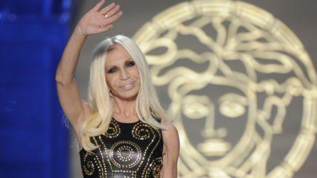 Donatella Versace được vinh danh tại lễ trao giải CFDA 2018