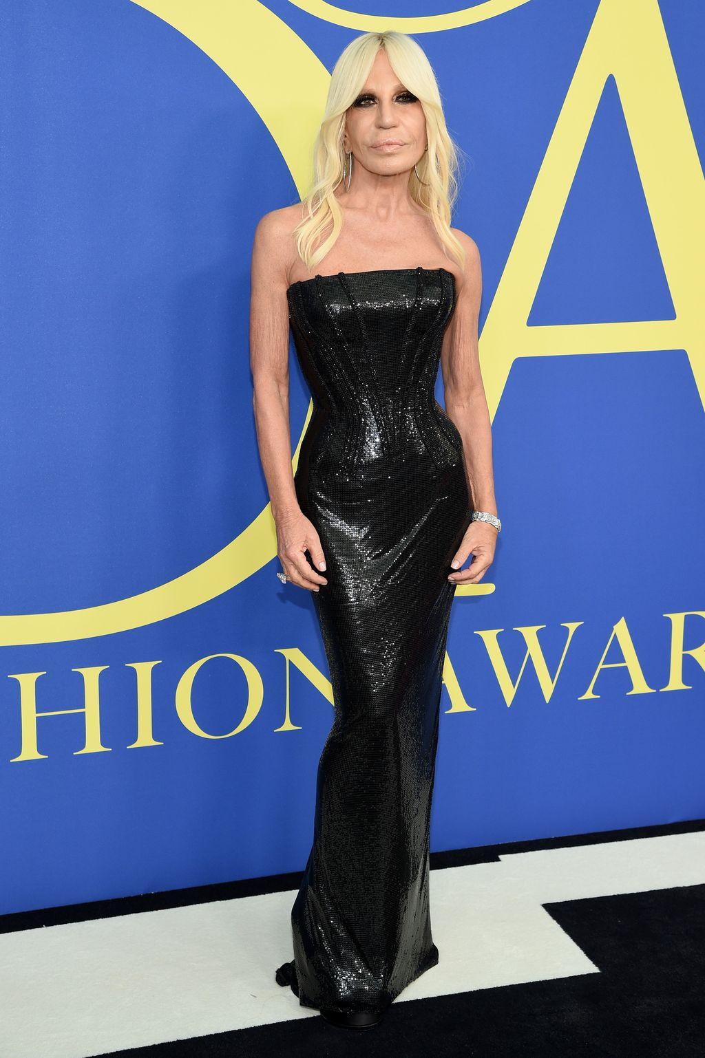 NTK Donatella Versace