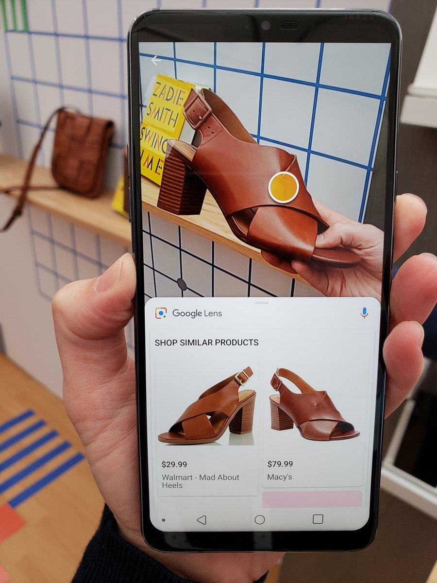 Ứng dụng thời trang trên Google 1