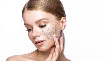 3 phương pháp tẩy da chết dịu nhẹ cho làn da nhạy cảm