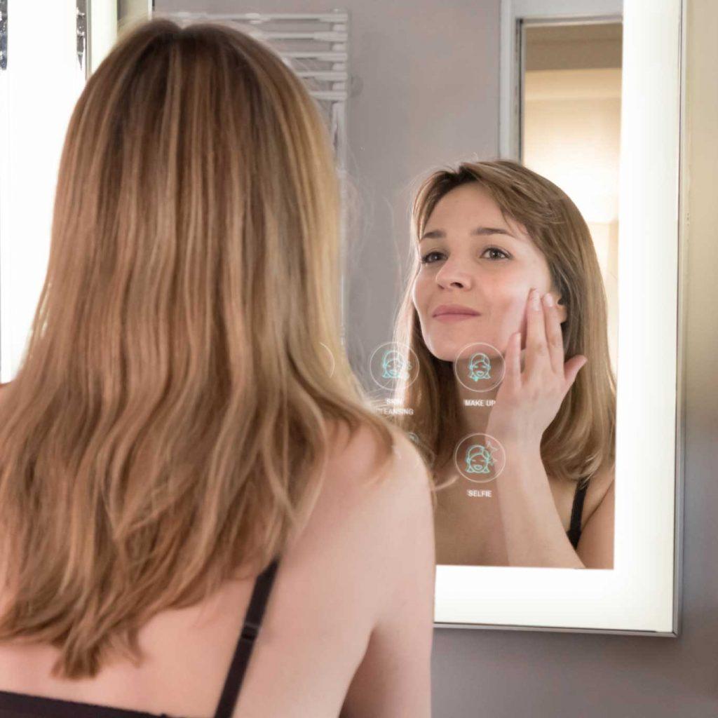 công nghệ làm đẹp mirror