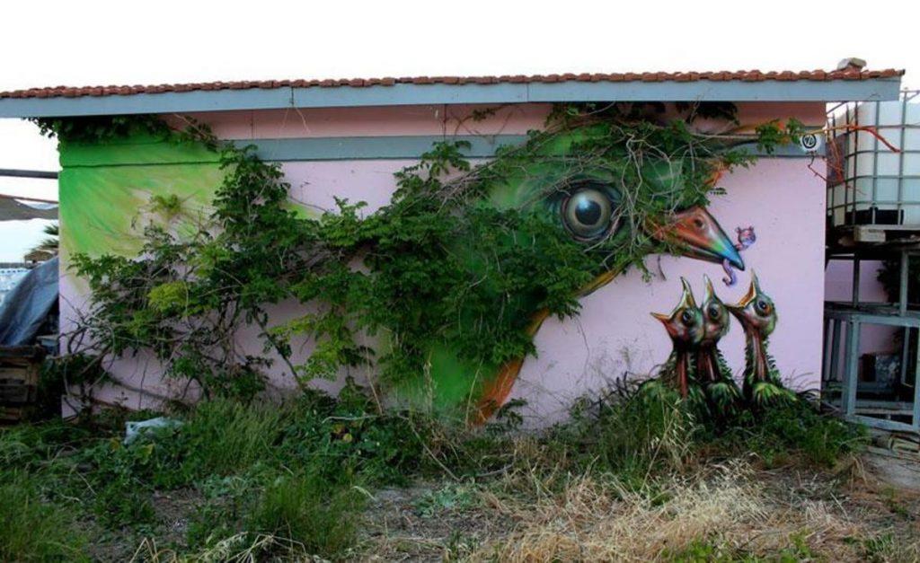 Nghệ thuật đường phố 7