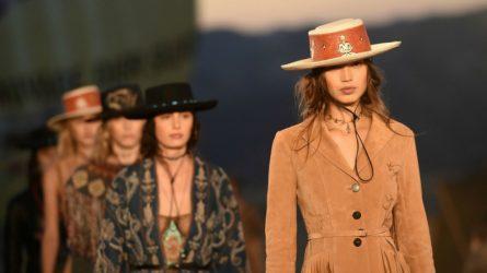 Vì sao phong cách cao bồi trở lại mạnh mẽ trong thời trang?