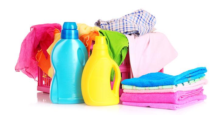 nguyên nhân bị mụn bột giặt