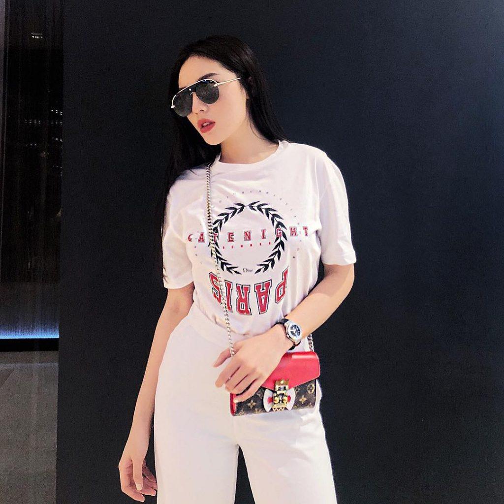 Thời trang sao Việt 4