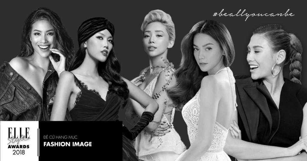 elle style awards 2018 Fashion Image