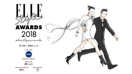 Chính thức mở cổng bình chọn ELLE Style Awards 2018