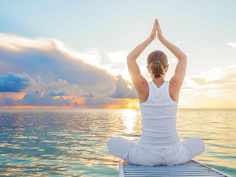 bài tập thể dục Yoga
