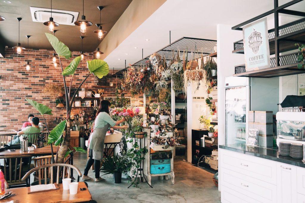 quán cà phê 10
