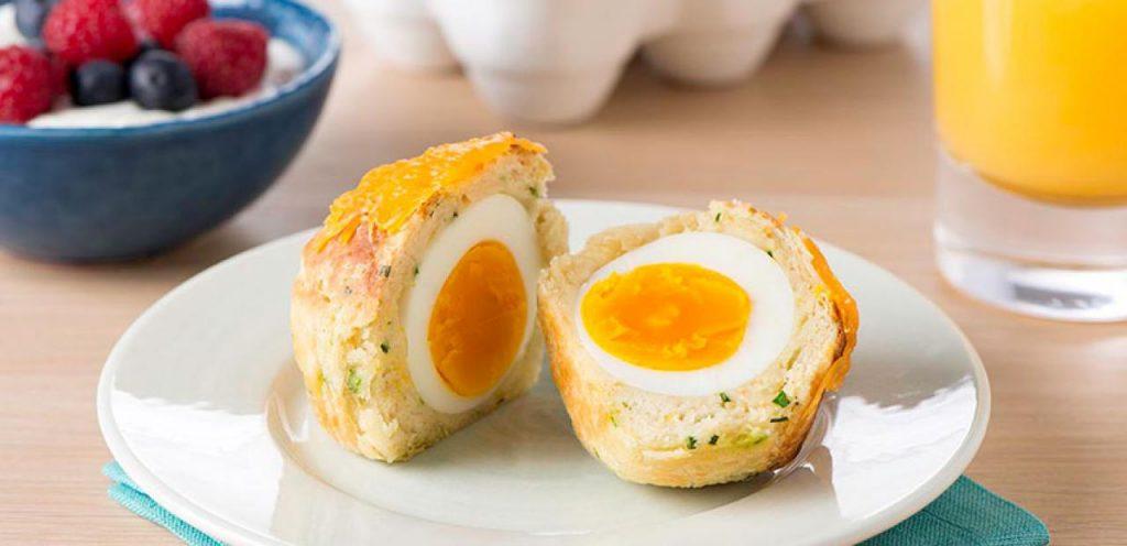 thực phẩm tốt cho mắt trứng