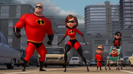 Tại sao Disney/Pixar phải mất đến 14 năm để tung ra phần tiếp theo của Gia Đình Siêu Nhân?