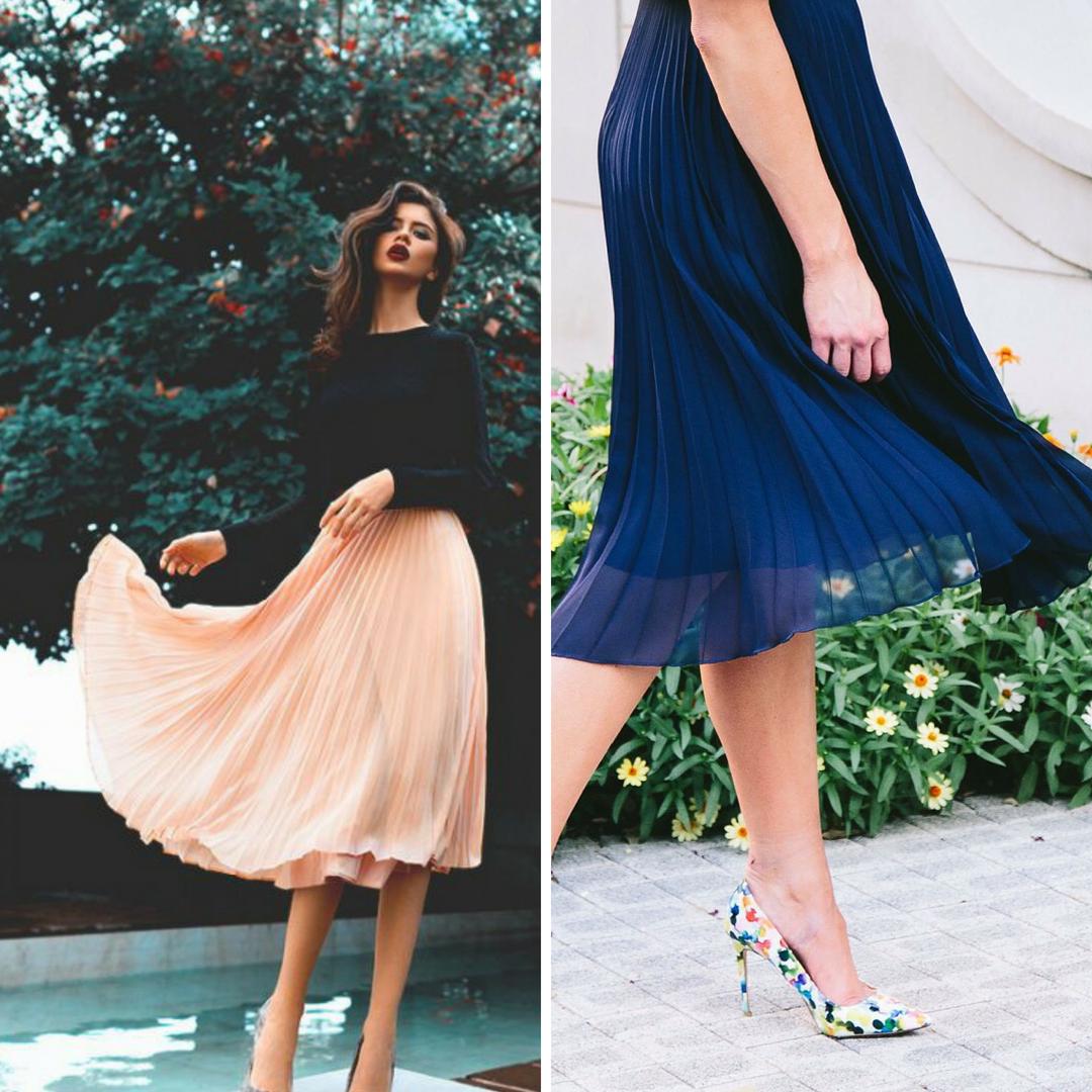 Gợi ý chọn chân váy phù hợp với từng hình dáng cơ thể đặc trưng | ELLE