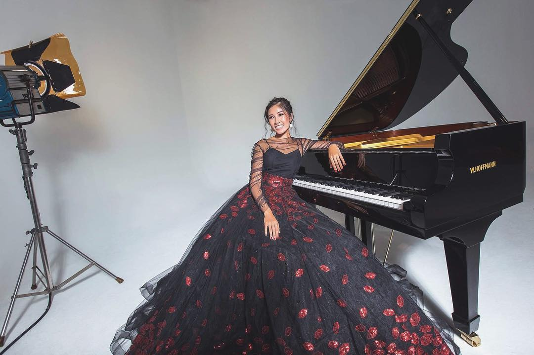 nghệ sĩ piano Vân Anh 5