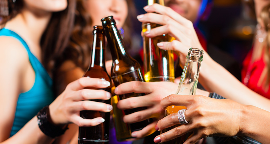 giảm mỡ mặt không uống rượu bia