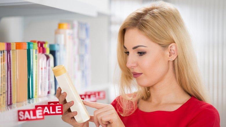 chăm sóc tóc thành phần dầu gội