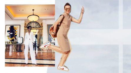 Tuần qua sao Việt mặc gì: H'Hen Niê quyền lực với suit trắng, Thanh Hằng đầm ngắn trẻ trung