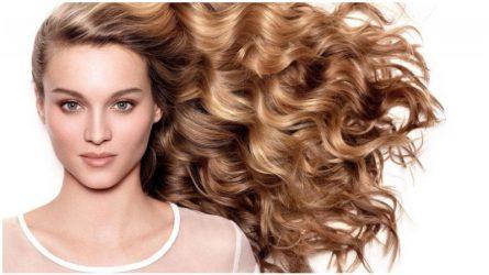 Làm thế nào để giữ nếp xoăn cho tóc khi uốn giả?