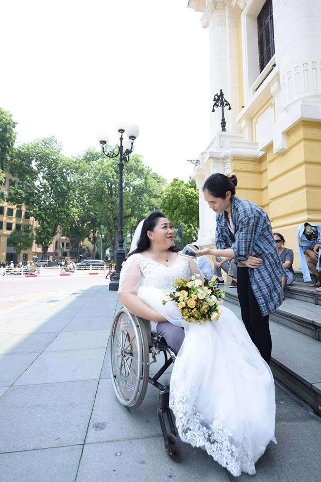 cặp đôi khuyết tật 3