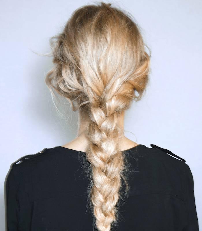 kiểu tết tóc đẹp 1