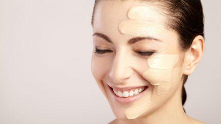 20 kem nền tốt vừa che khuyết điểm vừa dưỡng ẩm cho da (Phần 1)