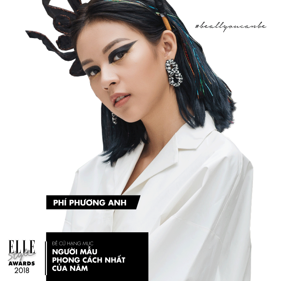 elle style awards phi phuong anh