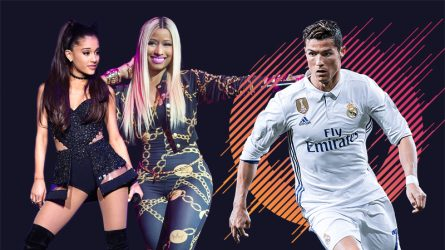 [Điểm tin sao quốc tế] Ariana Grande và Nicki Minaj trở lại với hit mới, Ronaldo đã đính hôn cùng bạn gái?