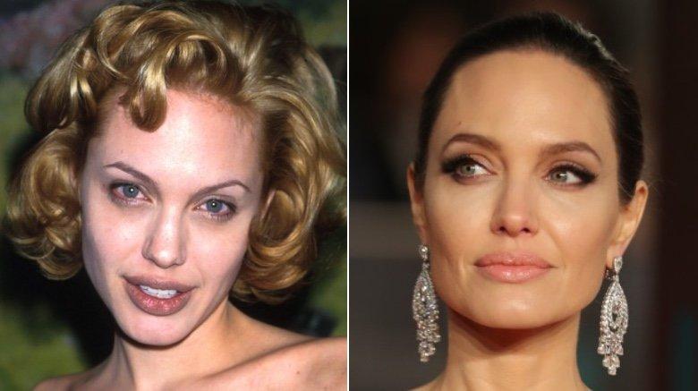 dáng lông mày Jolie