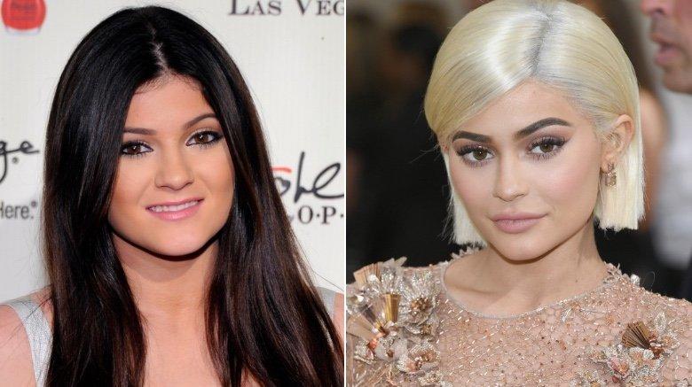 dáng lông mày Kylie