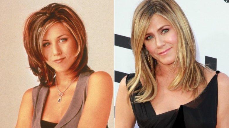 dáng lông mày Jennifer