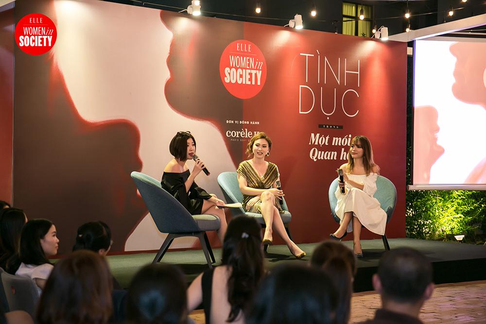 elle women in society T6 - Yumi, Lien Anh, Nhung Lady - elle man 3