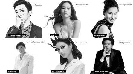 Lắng nghe chia sẻ từ ngôi sao dẫn đầu top 3 bình chọn ELLE Style Awards 2018