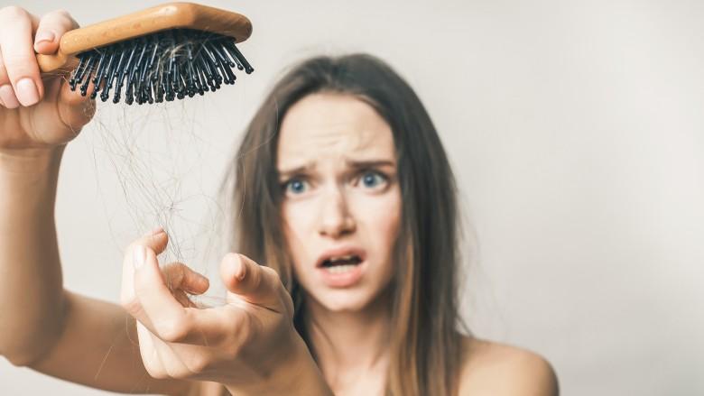 nguyên nhân rụng tóc 7