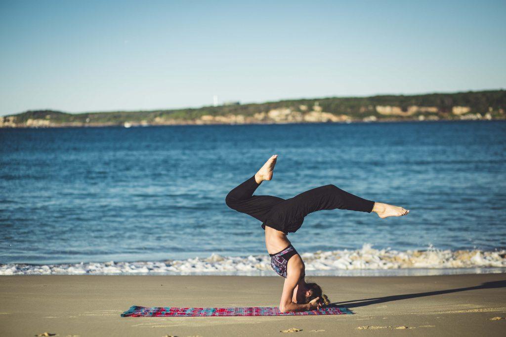 tập yoga 2