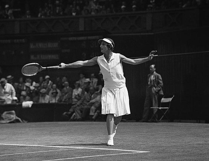 thời trang quần vợt